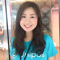 the profile picture is Mizuki Shimato