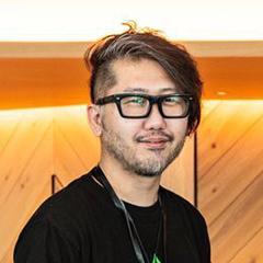 the profile picture is Yohei Nishino